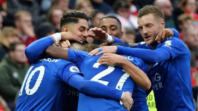 Leicester City şampiyon olduğu sezonu geride bıraktı