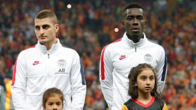 Galatasaray maçında PSG'de büyük eksik!
