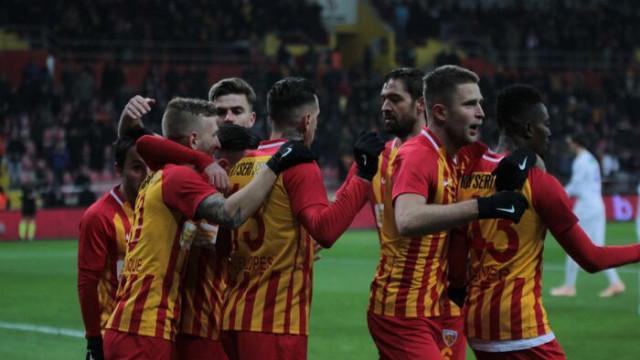 ÖZET   Kayserispor 1-0 Çaykur Rizespor maç sonucu