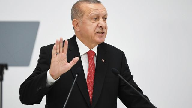 Cumhurbaşkanı Erdoğan: ''Bizden habersiz adım atamaz''
