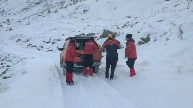 Valilik'ten kayıp dağcılarla ilgili yeni açıklama