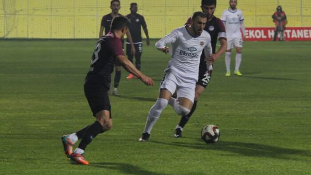 ÖZET   Menemen Belediyespor 1-1 Keçiörengücü maç sonucu