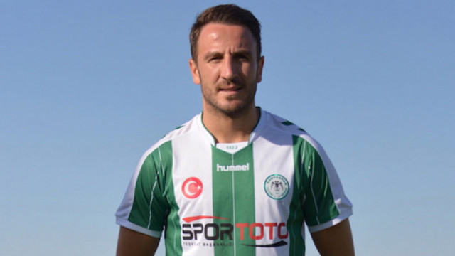 Ali Çamdalı yeniden Atiker Konyaspor'da