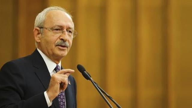 Kılıçdaroğlu'ndan Canan Kaftancıoğlu açıklaması