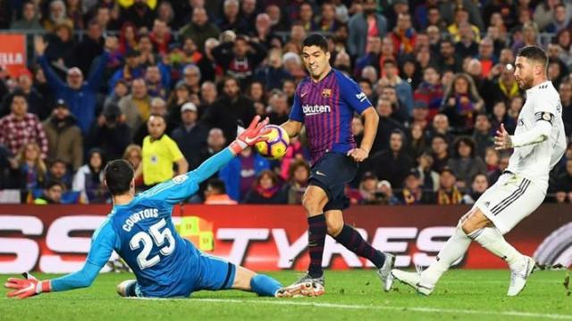 İspanya Kral Kupası'nda Barcelona - Real Madrid eşleşmesi