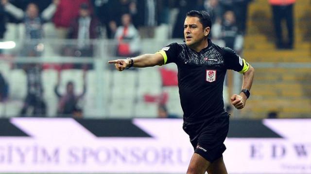 Galatasaray-Trabzonspor maçının VAR'ı Bülent Yıldırım