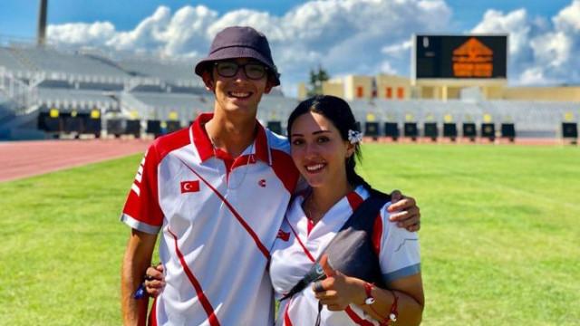Mete Gazoz ve Yasemin Ecem Anagöz, dünyada yılın sporcusu seçildi