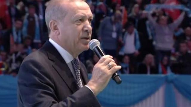 Erdoğan: ''Bir gece ansızın arayabilirim''