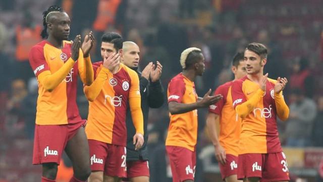 Galatasaray ligdeki yenilmezlik serisini 7 maça çıkardı
