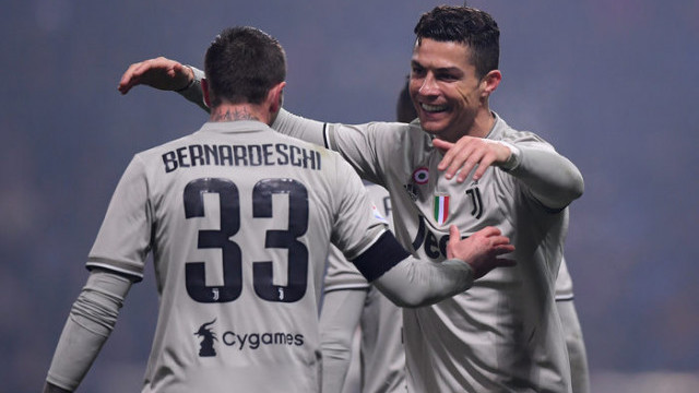 Sassuolo 0 - 3 Juventus (İtalya Serie A)