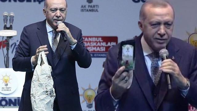 Erdoğan canlı yayında tanıttı ! Ücretsiz dağıtılacak
