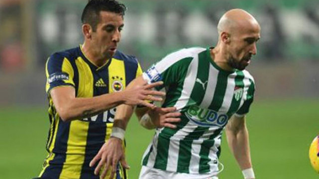 Bursaspor Süper Lig'de kritik süreçte