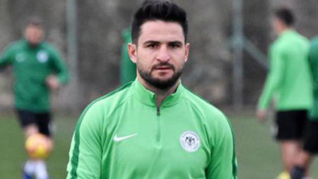 Atiker Konyaspor'da Ömer Ali 4 hafta yok