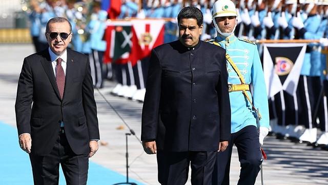 Venezuela'nın Türkiye'ye gelen altınları ne oluyor ?