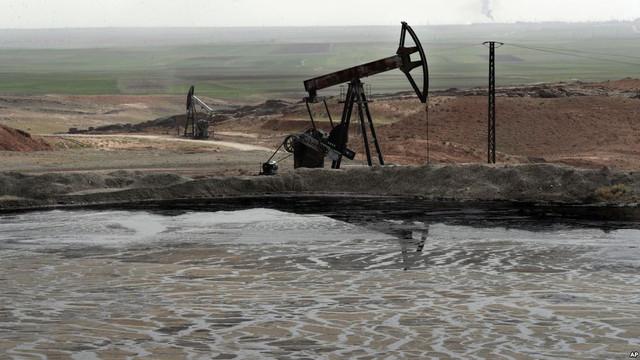 Suriyeli Kürtler Şam'a petrol mü satıyor ?