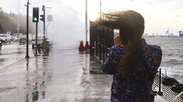 Meteoroloji'den uyarı üstüne uyarı ! Fırtına geliyor