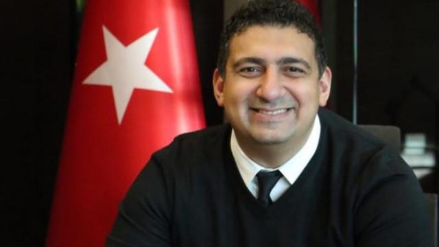 Antalyaspor Başkanı Ali Şafak Öztürk 'dalya' dedi