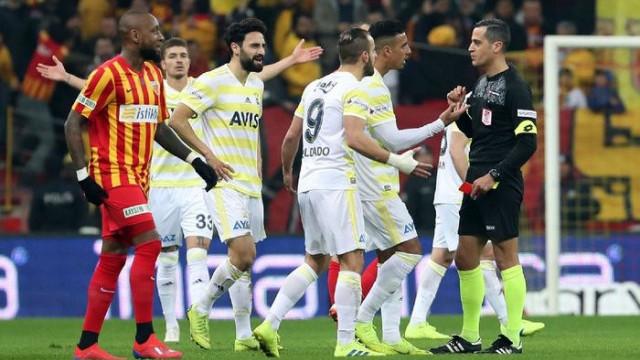 Fenerbahçeli Roberto Soldado tedbirli olarak PFDK'ya sevk edildi