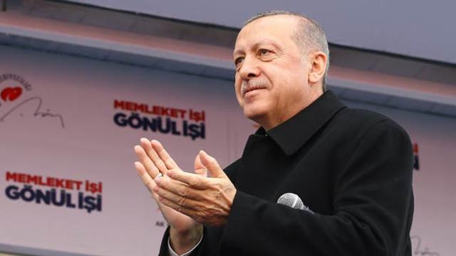 Cumhurbaşkanı Erdoğan'dan altın ticareti mesajı