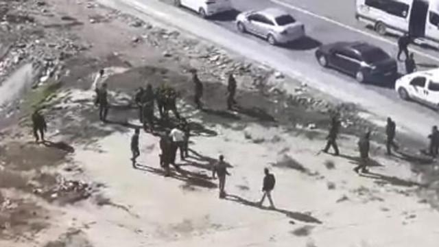 Mardin'de silahlı kavga: Yaralılar var