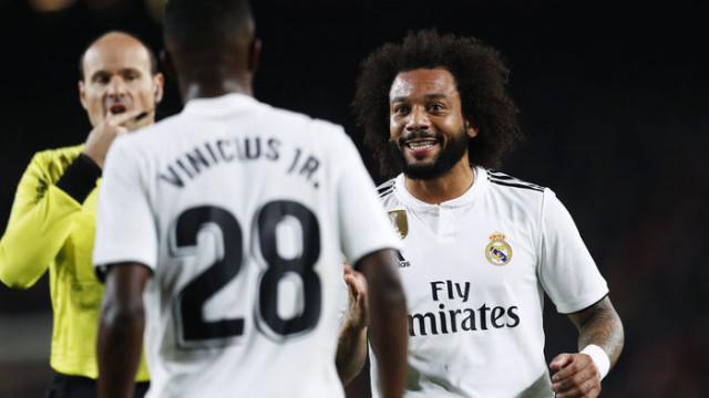 Marcelo: Real Madrid beni istemezse ayrılırım