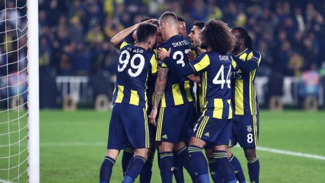 Fenerbahçe'nin Zenit galibiyeti Rus basınında