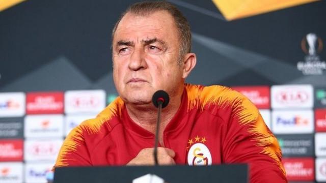 Fatih Terim: Galatasaray her zaman kupa için oynar