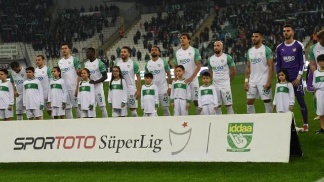 Bursaspor bu sezon en çok yerli futbolcuya şans veren kulüp