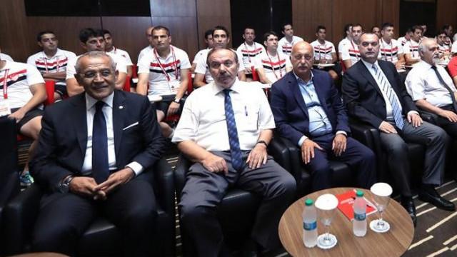 Yusuf Namoğlu ve MHK yönetimi istifalarını TFF'ye verdi