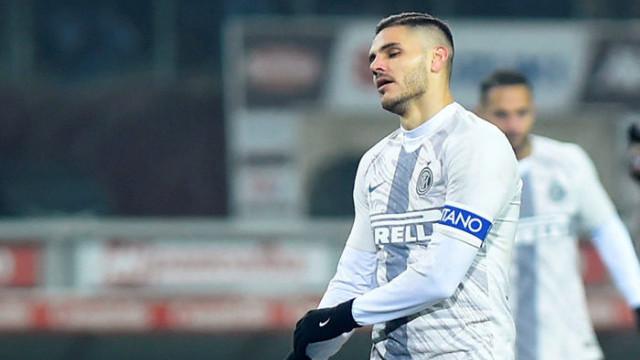 Inter Mauro Icardi'nin kaptanlığını aldı