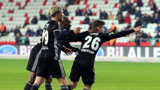 Beşiktaş bu sezon ilk kez üst üste 3 maç kazanmayı hedefliyor