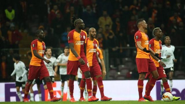 Galatasaray 1 - 2 Benfica