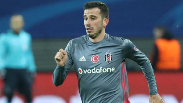 Beşiktaş'ta Oğuzhan Özyakup Çin'e gidiyor