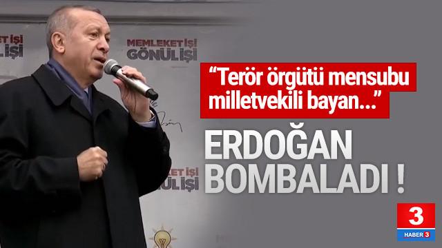 Erdoğan'dan o vekile çok sert sözler: Bedelini ödeyecekler