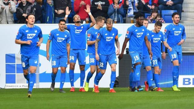Hoffenheim 3 - 0 Hannover 96 (Bundesliga)