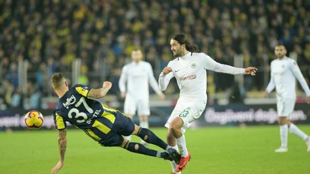 Ali Turan, Fofana ve Zuta Fenerbahçe maçını değerlendirdi