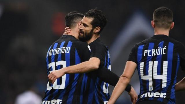 Inter 2 - 1 Sampdoria