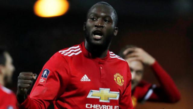 Manchester United'da Lukaku'nun bileti kesildi