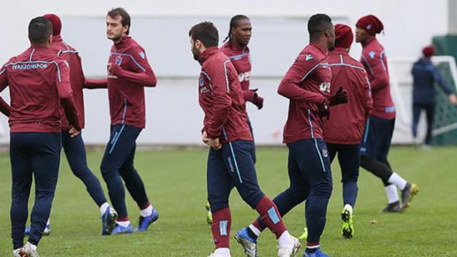 Trabzonspor ikinci devrenin ilk 5 maçında 4 puan topladı