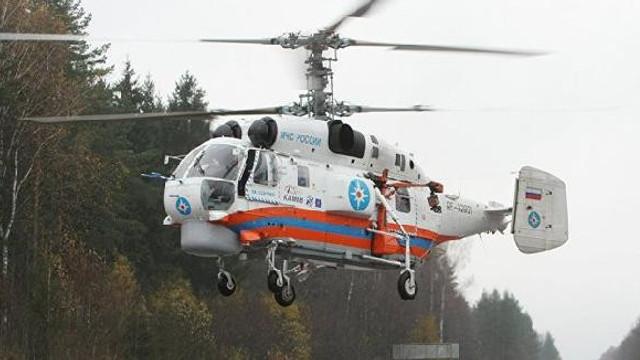 Rusya, Türkiye'ye ilk Ka-32 helikopterini gönderdi