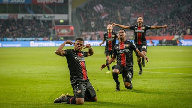 Bayer Leverkusen 3 - 1 Bayern Münih