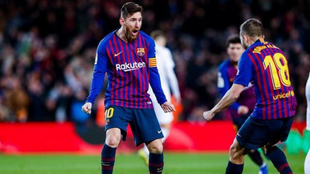 Barcelona 2 - 2 Valencia