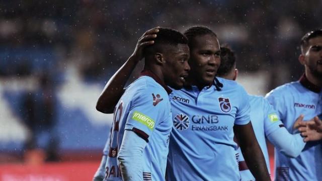 Trabzonspor'da Ekuban'a ilk 11 yaramıyor