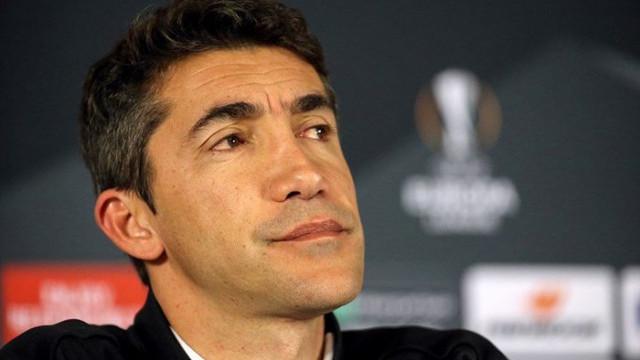 Bruno Lage: İlk maçın avantajına bakmadan Galatasaray'a karşı kazanmak istiyoruz