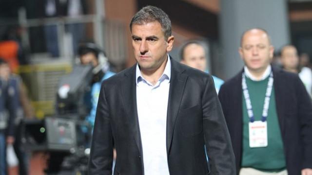 Akhisarspor teknik direktörlük için Hamza Hamzaoğlu'yla görüşecek