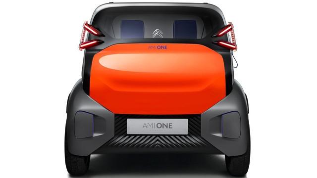 Citroen son otomobilini tanıttı! İşte karşınızda 2019 Ami One