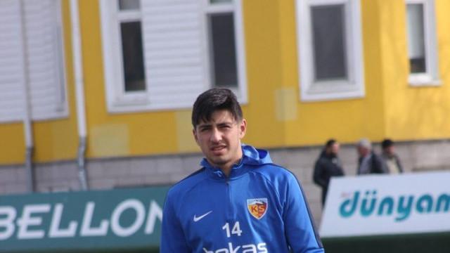 İstikbal Mobilya Kayserispor Nurettin Korkmaz ile 2,5 yıllık sözleşme imzaladı
