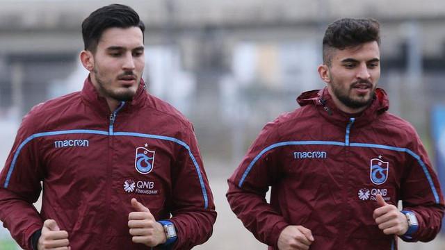 Trabzonspor, Ümraniyespor maçı hazırlıklarına başladı