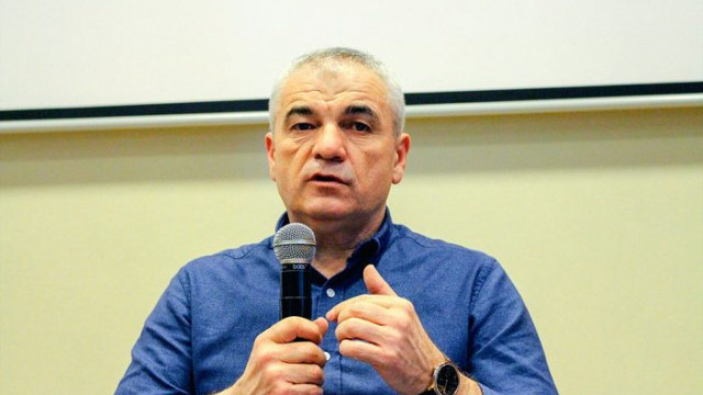 Göztepe'de Rıza Çalımbay sesleri