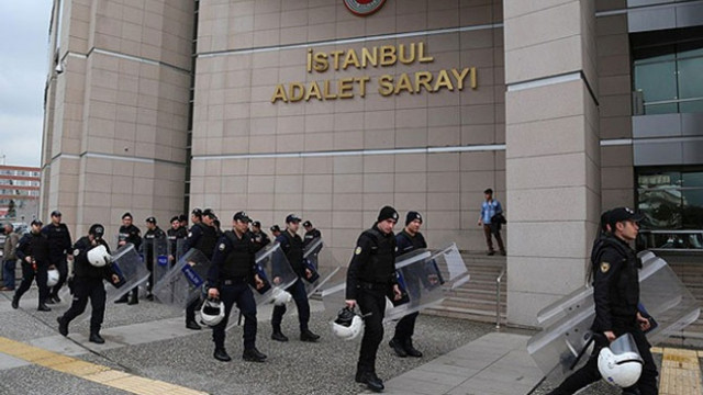 İstanbul Adliyesi'nde 400 bin TL'lik vurgun